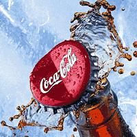 Imagenes graciosas de Coca-Cola